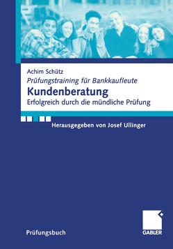 Kundenberatung von Ullinger,  Josef