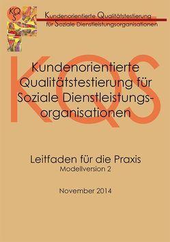 Kundenorientierte Qualitätstestierung für Soziale Dienstleistungsorganisationen von Zech,  Rainer