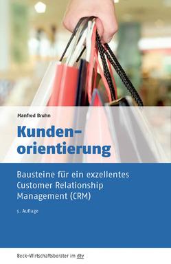 Kundenorientierung von Bruhn,  Manfred