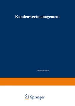 Kundenwertmanagement von Eberling,  Gunter