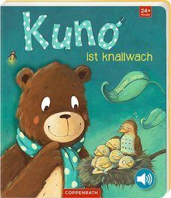 Kuno ist knallwach von Henze,  Dagmar