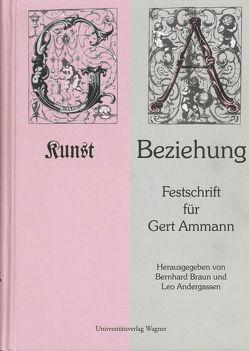 Kunst Beziehung von Andergassen,  Leo, Braun,  Bernhard