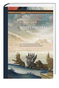 Kunst der Möbelmalerei von Kirchgraber,  Jost