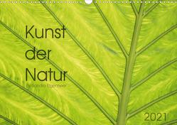 Kunst der Natur (Wandkalender 2021 DIN A3 quer) von Eigenheer,  Sandra