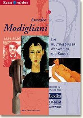 Kunst erleben – Amedeo Modigliani von Parisot,  Christian