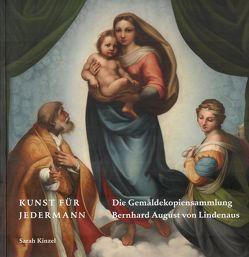 Kunst für jedermann von Kinzel,  Sarah, Nauhaus,  Julia M.