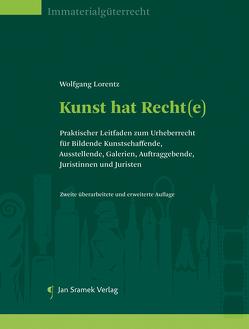 Kunst hat Recht(e) von Lorentz,  Wolfgang