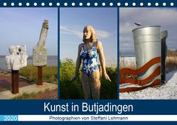 Kunst in Butjadingen 2020 (Tischkalender 2020 DIN A5 quer) von Lehmann,  Steffani