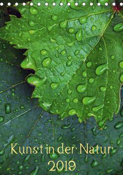 Kunst in der Natur (Tischkalender 2019 DIN A5 hoch) von Laimgruber,  Dagmar
