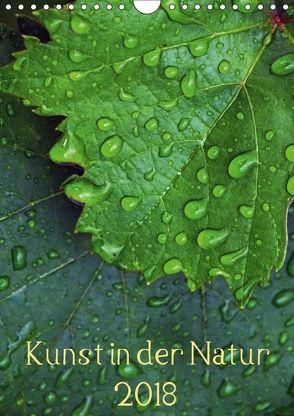 Kunst in der Natur (Wandkalender 2018 DIN A4 hoch) von Laimgruber,  Dagmar