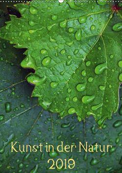 Kunst in der Natur (Wandkalender 2019 DIN A2 hoch) von Laimgruber,  Dagmar