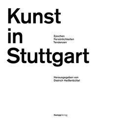 Kunst in Stuttgart von Heißenbüttel,  Dietrich