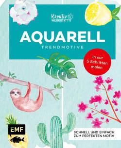 Kunst kompakt: Aquarell-Motive Step by Step von Yokota-Barth,  Lena