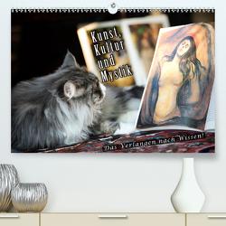 Kunst, Kultur und Mystik (Premium, hochwertiger DIN A2 Wandkalender 2020, Kunstdruck in Hochglanz) von Gross,  Viktor