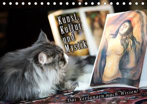 Kunst, Kultur und Mystik (Tischkalender 2019 DIN A5 quer) von Gross,  Viktor