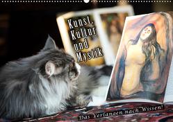 Kunst, Kultur und Mystik (Wandkalender 2019 DIN A2 quer) von Gross,  Viktor