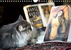 Kunst, Kultur und Mystik (Wandkalender 2019 DIN A4 quer) von Gross,  Viktor