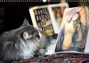 Kunst, Kultur und Mystik (Wandkalender 2020 DIN A3 quer) von Gross,  Viktor