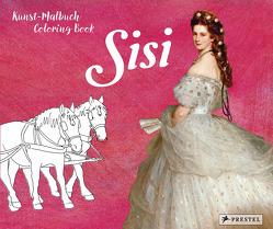 Kunst-Malbuch – Coloring Book Sisi von Roeder,  Annette