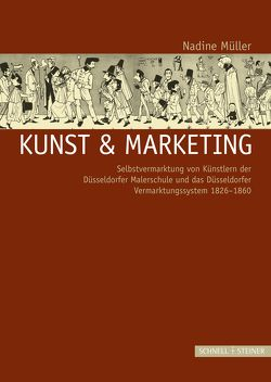 Kunst & Marketing von Müller,  Nadine