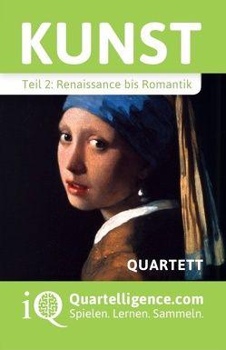 Kunst Quartett, Teil 2: Renaissance bis Romanik
