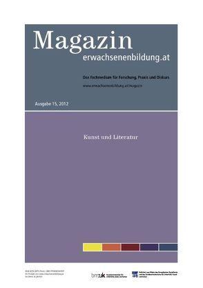 Kunst und Literatur von Bramberger,  Andrea, Kloyber,  Christian