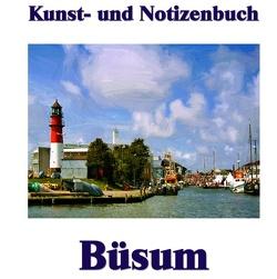 Kunst- und Notizenbuch Büsum von Sens,  Pierre