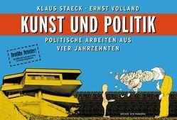 Kunst und Politik von Hüppauf,  Bernd, Staeck,  Klaus, Volland,  Ernst