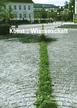 Kunst :: Wissenschaft von Bertsch,  Christoph, Moser-Ernst,  Sybille