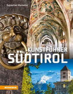 Kunstführer Südtirol von Marseiler,  Sebastian