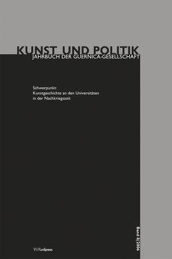 Kunstgeschichte an den Universitäten in der Nachkriegszeit von Held,  Jutta, Papenbrock,  Martin