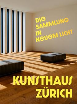 Kunsthaus Zürich von Becker,  Christoph, Büttner,  Philippe, Sieber,  Joachim, Varadinis,  Mirjam