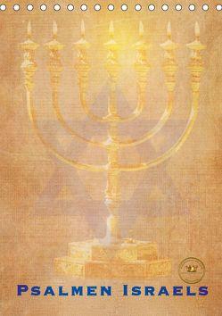 Kunstkalender Psalmen Israel (Tischkalender 2020 DIN A5 hoch) von SWITZERLAND,  ©KAVODEDITION