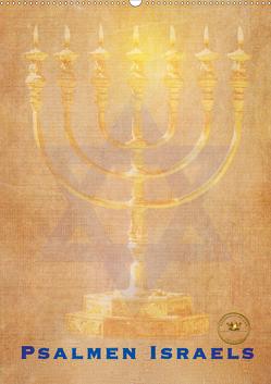 Kunstkalender Psalmen Israel (Wandkalender 2020 DIN A2 hoch) von SWITZERLAND,  ©KAVODEDITION