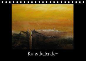 Kunstkalender von Michaela Nagel (Tischkalender 2018 DIN A5 quer) von N.,  N.