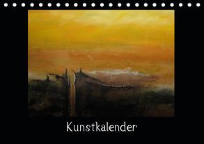 Kunstkalender von Michaela Nagel (Tischkalender 2020 DIN A5 quer) von N.,  N.