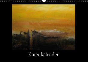 Kunstkalender von Michaela Nagel (Wandkalender 2018 DIN A3 quer) von N.,  N.