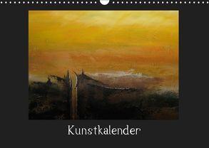 Kunstkalender von Michaela Nagel (Wandkalender 2019 DIN A3 quer) von N.,  N.