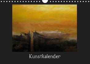 Kunstkalender von Michaela Nagel (Wandkalender 2019 DIN A4 quer) von N.,  N.