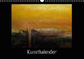 Kunstkalender von Michaela Nagel (Wandkalender 2020 DIN A3 quer) von N.,  N.