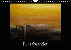 Kunstkalender von Michaela Nagel (Wandkalender 2020 DIN A4 quer) von N.,  N.
