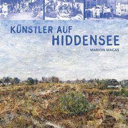 Künstler auf Hiddensee von Decker,  Klaus, Ebel,  Ilse, Ebel,  Max, Löffler,  Maya, Magas,  Marion