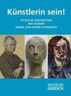 Künstlerin sein! von Großkinsky,  Manfred