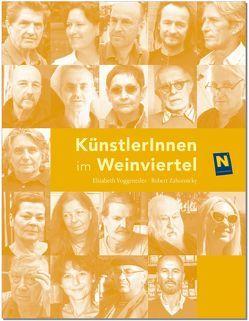 KünstlerInnen im Weinviertel von Voggeneder,  Elisabeth, Zahornicky,  Robert