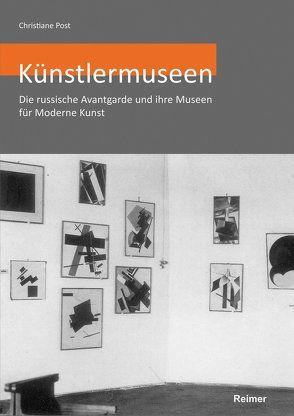 Künstlermuseen von Post,  Christiane