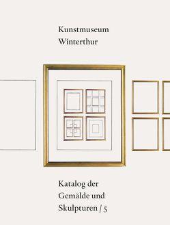 Kunstmuseum Winterthur von Schwarz,  Dieter