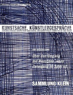 Kunstsache.Künstlergespräche. von Groos,  Ulrike, Wurzbacher,  Carolin