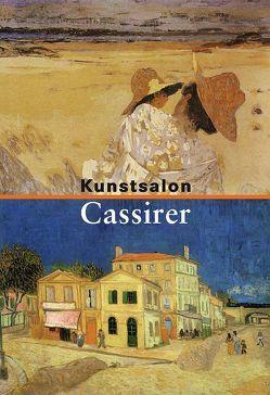 Kunstsalon Cassirer von Echte,  Bernhard, Feilchenfeldt,  Walter