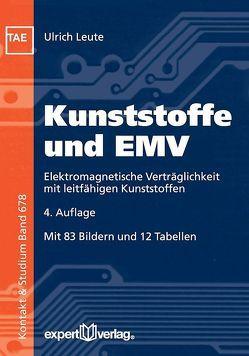 Kunststoffe und EMV von Leute,  Ulrich