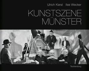 Kunstszene Münster von Karst,  Ulrich, Wecker,  Ilse